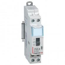 Модульный контактор Legrand CX³ 2P 25А 250/230В AC, 412501