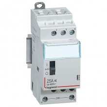 Модульный контактор Legrand CX³ 3P 25А 400/230В AC, 412502
