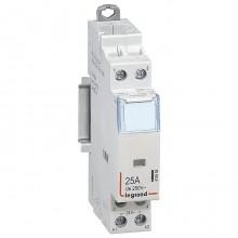Модульный контактор Legrand CX³ 2P 25А 250/24В AC, 412505