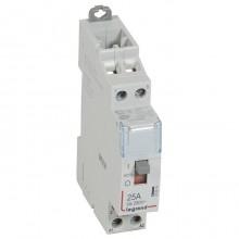 Модульный контактор Legrand CX³ 2P 25А 250/24В AC, 412514