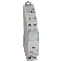 Модульный контактор Legrand CX³ 2P 16А 250/24В AC, 412521