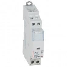 Модульный контактор Legrand CX³ 2P 25А 250/230В AC, 412523