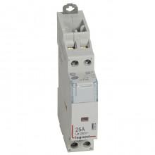 Модульный контактор Legrand CX³ 2P 25А 250/230В AC, 412524