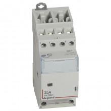 Модульный контактор Legrand CX³ 4P 25А 400/230В AC, 412533