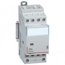Модульный контактор Legrand CX³ 4P 25А 400/230В AC, 412535