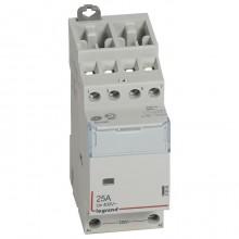Модульный контактор Legrand CX³ 4P 25А 400/230В AC, 412536