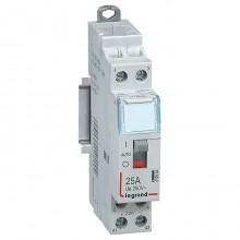 Модульный контактор Legrand CX³ 2P 25А 250/230В AC, 412544