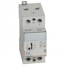 Модульный контактор Legrand CX³ 2P 63А 250/230В AC, 412547