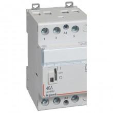 Модульный контактор Legrand CX³ 3P 40А 400/230В AC, 412549