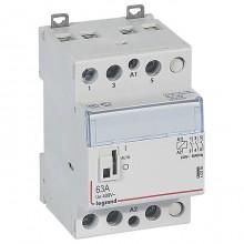 Модульный контактор Legrand CX³ 3P 63А 400/230В AC, 412550