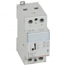 Модульный контактор Legrand CX³ 2P 40А 250/230В AC, 412559