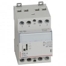 Модульный контактор Legrand CX³ 4P 40А 400/230В AC, 412562