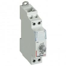 Реле с выдержкой времени - выход 16 A – 250 В - регулировка времени от 0,5 до 10 мин - 1 модуль