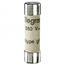 Промышленный цилиндрический предохранитель - тип gG - 8,5x31,5 мм - без индикатора - 2 A