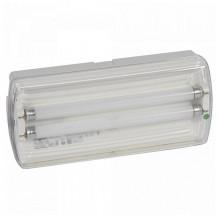 Автономный светильник аварийного освещения U21 - люминесцентный - комбинированный - 2x6 Вт - 1 ч - 1