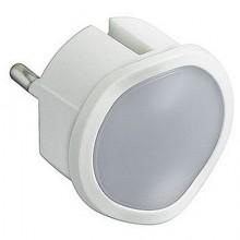 Ночник со светорегулятором белый (50676)