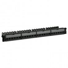 Патч-панель укомплектованная - 19 - 1U - категория 6 - FTP - 9 контактов - LCS²
