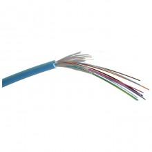 Оптоволоконный кабель OM 3 - многомодовый - внутренний/наружный - с плотным буфером - 12 волокон