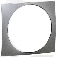 Накладка на термостат Legrand VALENA CLASSIC, алюминий, 770180