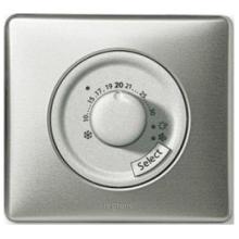 Термостат для теплого пола Legrand CELIANE DIY, титан, 696956