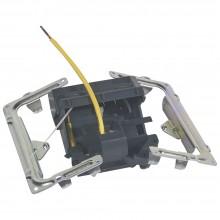 Установочный набор для выдвижного розеточного блока - 3 модуля, Артикул:054005