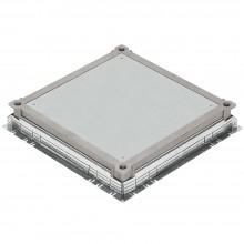 Монтажная коробка металлическая, универсальная, для напольных коробок, артикул:089634