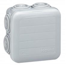 Коробка Plexo IP55 65х65х40мм, Артикул:092005